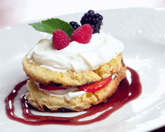 dessert piemontais